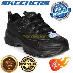 Sepatu Wanita Sneaker Casual Skechers D`lites Fresh Start 11931-BBK - Black