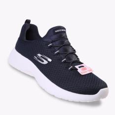 Ongkos Kirim Skechers Dynamight Women S Sneakers Shoes Navy Blue Di Indonesia
