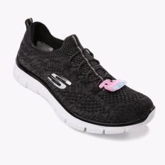 Ulasan Lengkap Skechers Empire Sharp Thinking Women S Running Shoes Hitam