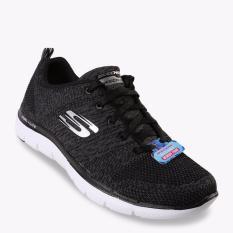 Harga Skechers Flex Appeal 2 High Energy Women S Running Shoes Hitam Di Indonesia
