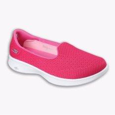 Harga Skechers Go Step Origin Women S Sneaker Shoes Pink Asli