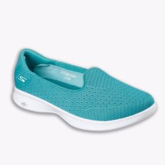 Beli Skechers Go Step Origin Women S Sneaker Shoes Teal Cicilan