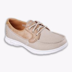 Toko Skechers Go Step Seashore Women S Sneaker Shoes Krem Online