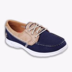 Jual Skechers Go Step Seashore Women S Sneaker Shoes Navy Krem Skechers Original