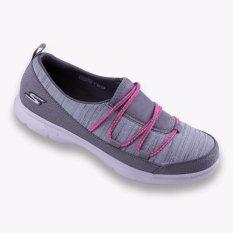 Toko Skechers Go Step Sway Women S Sneakers Abu Abu Skechers
