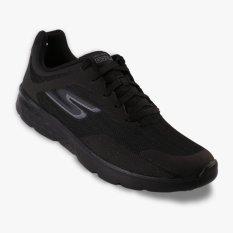 Promo Skechers Gorun 400 Disperse Men S Running Shoes Hitam Skechers
