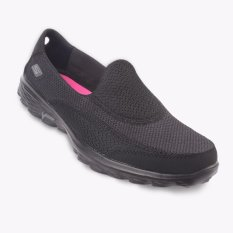 Jual Skechers Gowalk 2 Women S Sneakers Hitam Import