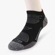 Jual Skechers Low Cut Men S Socks 3 Pasang Hitam Termurah