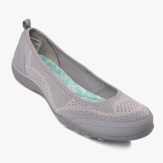 Review Skechers Relaxed Fit Breathe Easy Symphony Women S Sneakers Abu Abu Di Indonesia