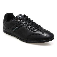 Review Pada Skechers Sepatu Sneakers Carl Hitam Abu Abu