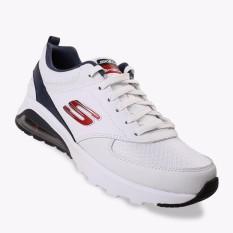 Spesifikasi Skechers Skech Air Extreme Emmerik Men S Sneakers Shoes Putih Yang Bagus Dan Murah