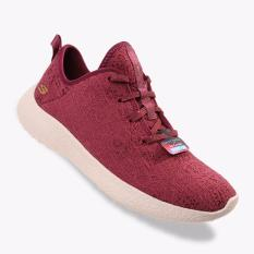 Toko Skechers Sports Burst Women S Sneakers Shoes Maroon Skechers Di Jawa Barat