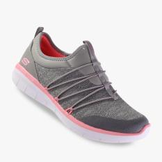 Skechers Synergy 2.0 - Simply Chic Women s Sneakers Shoes - Abu-Abu 5e0ad13a64