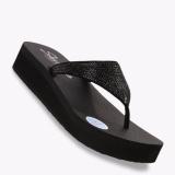 Jual Skechers Vinyasa Nam On Women S Sandals Hitam Murah Jawa Barat