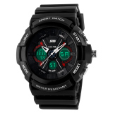 Spesifikasi Skmei Super X Digital Led Sport Watch Ad0966 Water Resistant Anti Air Wr 50M Jam Tangan Pria Tali Strap Karet Silicone Wristwatch Military Sporty Hitam Beserta Harganya