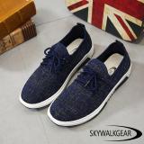 Spesifikasi Skywalkgear Sepatu Sneakers Kasual Sepatu Pria Korea Stanley Skywalkgear