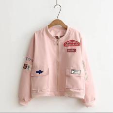 Toko Sl Bruni Jacket Pink Cdc Lengkap Jawa Barat