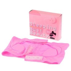 Spesifikasi Sleeping Beauty Bust B**bs Bra Tidur Pengencang Payudara Pink Yg Baik