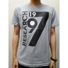 Diskon Produk Slim And Fit D1 T Shirt Gray