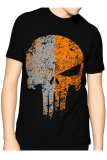 Beli Slim And Fit Death S T Shirt Hitam Pakai Kartu Kredit