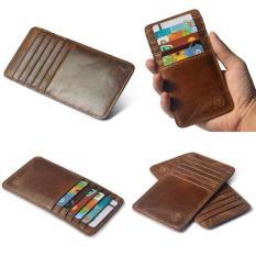 Beli Slim Kartu Kredit Pemegang Mini Dompet Id Case Dompet Casing Kantong Murah Tiongkok