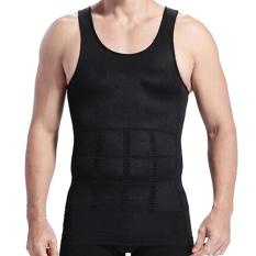 Slim Lift Body Shaping For Man Slimming Shirt Baju Singlet Pelangsing Pria Hitam Xxl Slim Lift Diskon 30