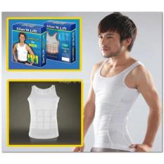 Toko Slim N Lift Body Shaping For Man Slimming Shirt For Men Slim Fit Baju Singlet Korset Pelangsing Slim N Lift