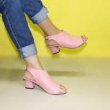 Harga Sling Back Strap Sepatu Heels Wanita Marlee Bb 27 Salem Marlee