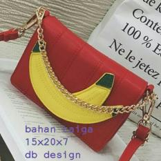 Diskon Produk Slingbag Banana Red