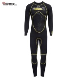 Jual Slinx 1101 Men 3Mm High Elastic Full Body Sunblock Diving Suit Wetsuit Intl Lengkap