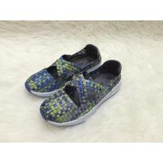 Slip On Anak Import Korea - Blue