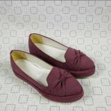 Harga Slip On Spons Pita Kerut Wanita Keren Murah Zidan Shoes Multi Asli