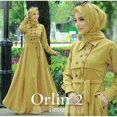 SM Grosir SM 2001 Baju Muslim / Bahan Premium / Long Dress Gamis / Setelan Gamis / Gamis Syari / Baju Wanita / Gamis Cantik / Hijab Syari / Gamis Coat