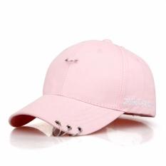 Beli Snapback Hats Bts Jimin Fashion K Pop Iron Ring Hats Adjustable Baseball Cap Intl Yang Bagus