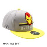 Beli Snapback Kids Iron Man Brown Kredit Banten