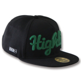 Harga Snapback Topi Black Pic Highlife Hijau Branded