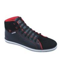 Beli Sneaker Fashion Pria Catenzo Da 023 Black Dengan Kartu Kredit