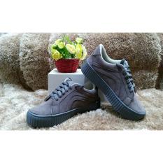 Jual Sneaker Greychick Grey Oem Murah