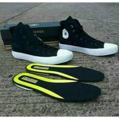 Sneakers All Star Pria Classic High Cut Terbaru (bisa bayar di tempat)