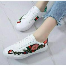 Review Sneakers Bunga Bordil Id Shoes