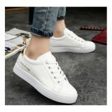 Review Sneakers Maya Sepatu Casual Putih Oem