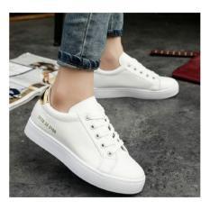 Spesifikasi Sneakers Maya Sepatu Casual Putih Murah