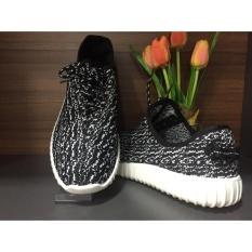 Harga Sneakers Pria Import Korea 270 Black White New