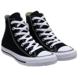 Jual Sneakers Unisex All Star Canvas Hi Cut Hitam All Star Online