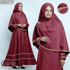 Spesifikasi Snowshop Gamis Syari 2In1 Jasmine Full Balotely Kombinasi Pita Songket Maxi Muslim Baju Muslim Stelan Muslim Dress Muslim Gaun Pasmina Fashion Muslim Balotelly Snowshop