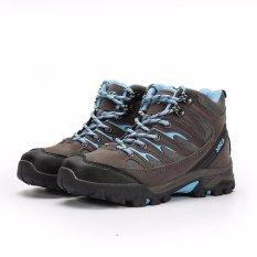 SNTA Sepatu Gunung Sepatu Outdoor/Hiking Wanita SNTA 605 - Abu Biru
