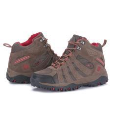 SNTA Sepatu Gunung Sepatu Outdoor/Hiking Wanita SNTA 606 - Cokelat Merah