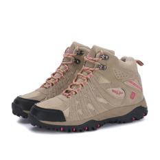 SNTA Sepatu Gunung Sepatu Outdoor/Hiking Wanita SNTA 606 - Merah Muda