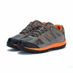 Perbandingan Harga Keta Sepatu Hiking Outdoor Sepatu Gunung Keta 427 Abu Orange Di Dki Jakarta