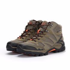 Jual Beli Snta Sepatu Hiking Gunung Semi Waterproof Sepatu Outdoor 478 Cokelat Muda